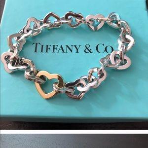 Tiffany's bracelet!